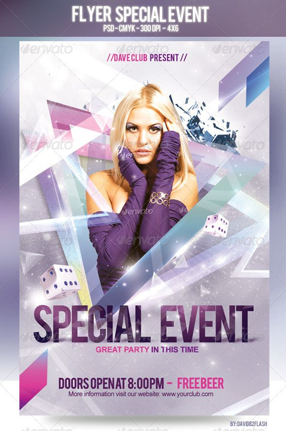 Top 25 Ideas About Print Templates On Pinterest Fonts Flyer Template And New Years Party