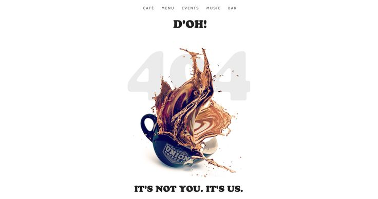 Union Coffee Co - unioncoffee.co/404