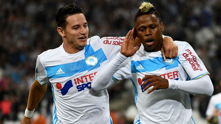 Cameroon's Njie's brace fires Olympique Marseille to Victory