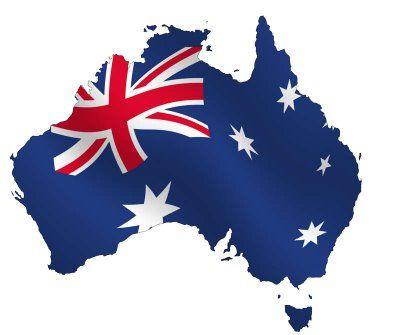 Australia #flag