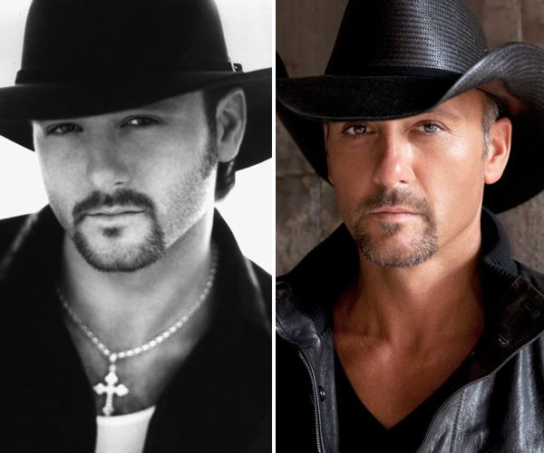 Tim McGraw is one country star who has aged well. from Tim McGraw ...