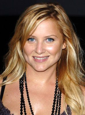Jessica Capshaw - she looks so friendly and her hair colour is amazing