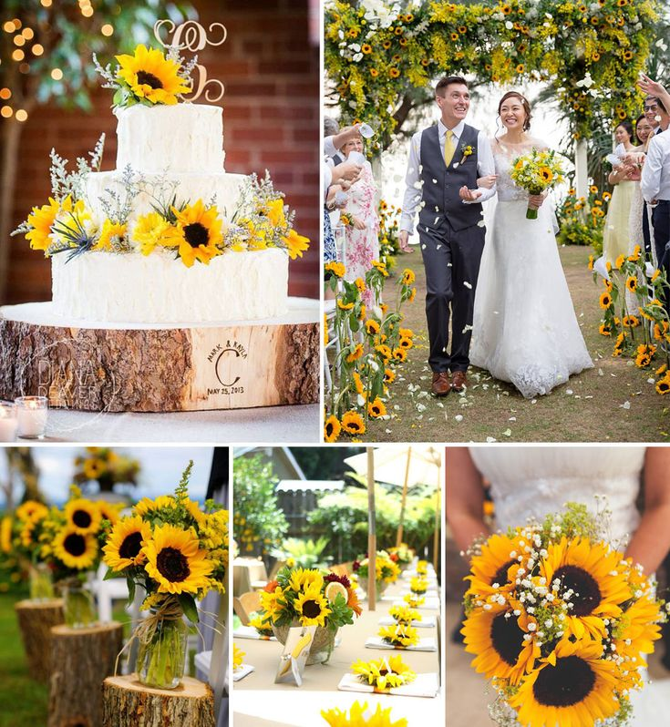 30+ Summer Wedding Flowers In Season June, July And August