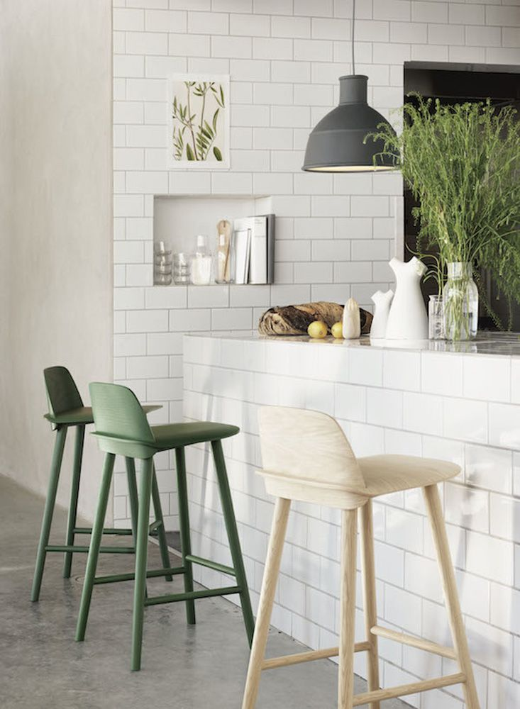 muuto / UNFOLD,BAR STOOL