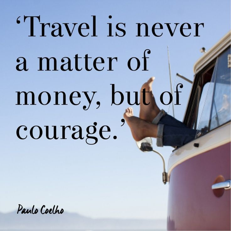 quotes to travel by