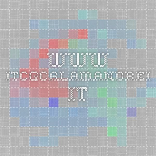 www.itcgcalamandrei.it