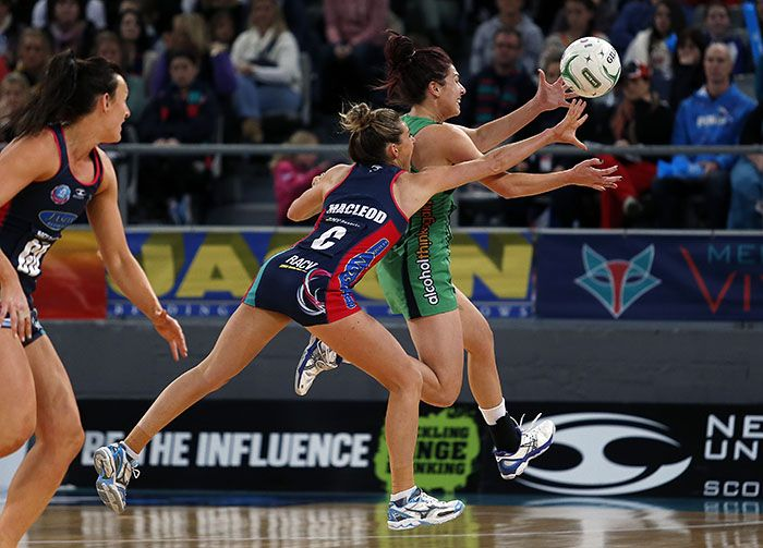 Timely confidence boost for Vixens says Chatfield - MELBOURNE Vixens captain Bianca Chatfield believes the side's huge final round win is a timely confidence boost heading into the start of the ANZ Championship finals.