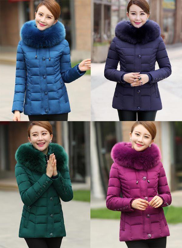 Model:Slim Embellishments:Pocket Pattern:Plain  #fashion #outerwear #winter