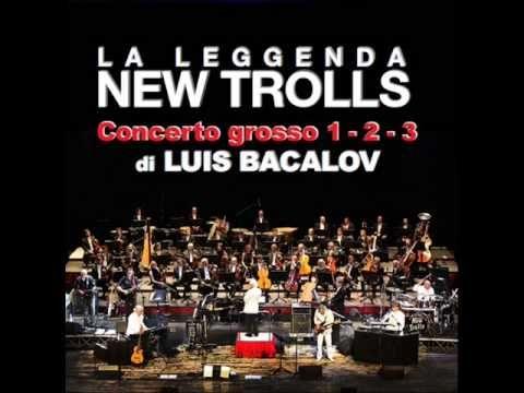 La Leggenda New Trolls - The Mythical City