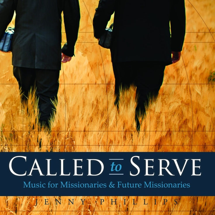 """""""Called to Serve: Music for Missionaries and Future Missionaires"""" CD by: Jenny Phillips -- Jenny does her own distributing now so Deseret Book doesn't carry her anymore. I really like this CD, especially """"Called to Serve"""" sung by Young Men & Young Women. Good music. Would make a good gift for current & prospective missionaries for sure."""