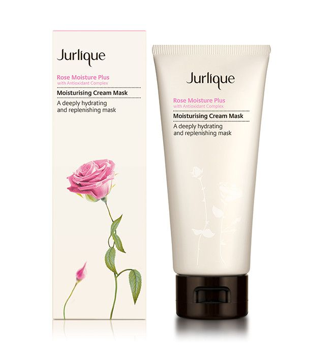 Rose Moisture Plus Moisturising Cream Mask Moisturizer Cream Jurlique Moisturizer