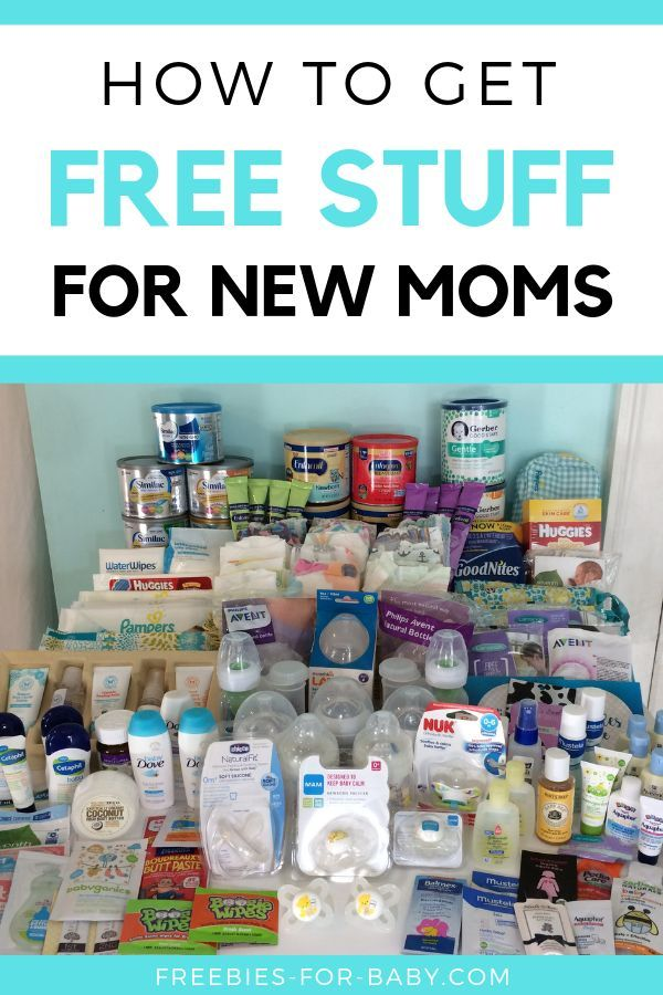 7 Easy Ways to Get Free Baby Samples - 2019 | Baby samples ...