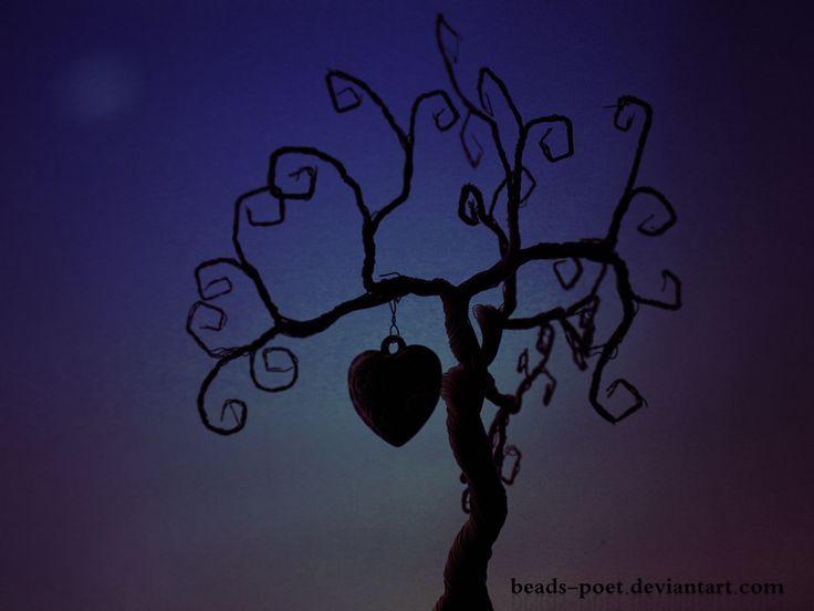 Night in Heartland by beads-poet.deviantart.com on @deviantART
