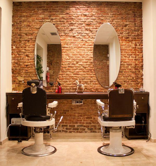 peluquerias vintage - Buscar con Google