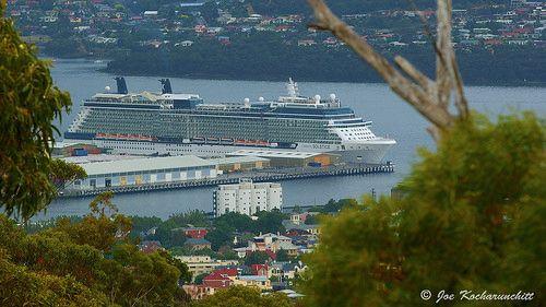 Celebrity Solstice Cruise at Hobart (20/12/2013)