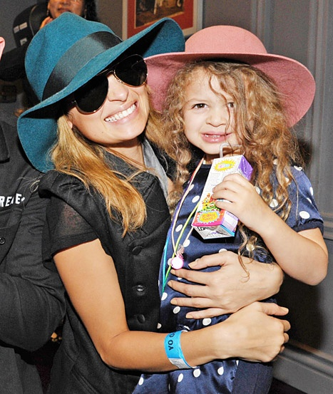 Nicole Richie spent big for Harlow Madden's 5th birthday party.