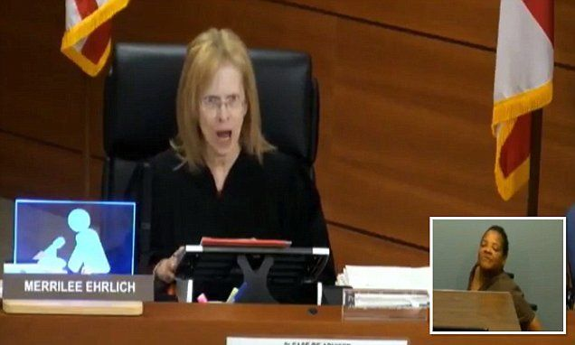 Fla judge linked to stripper