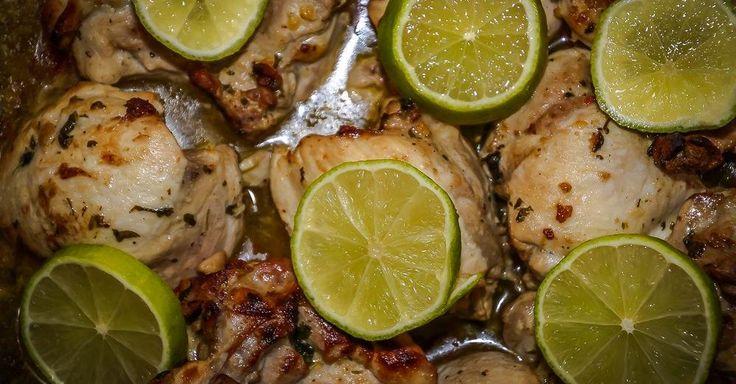 Cuisine-à-Vous: Kip met koriander en limoen