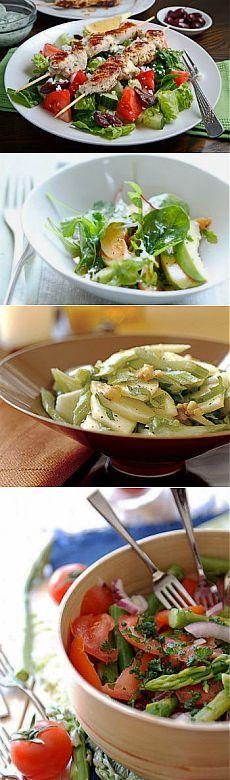 Салат для Дня Рождения на природе - Салаты, закуски к шашлыку .