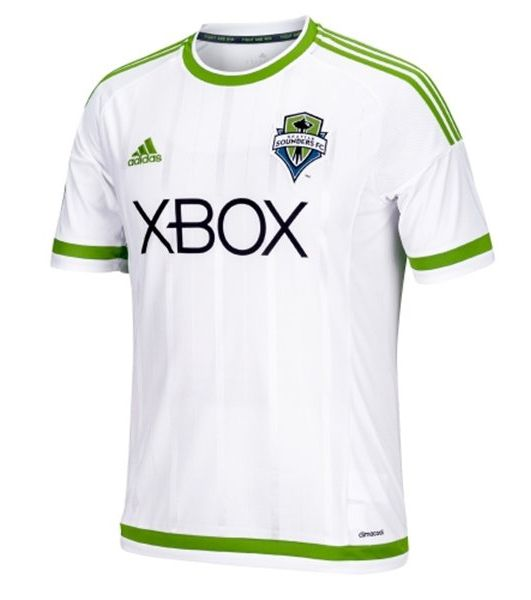 Seattle Sounders 2015 adidas Away Kits