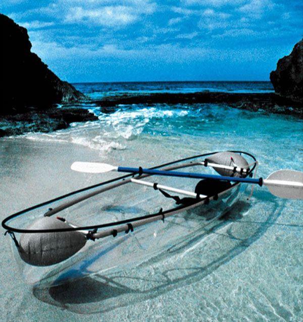 Clear Kayaking.
