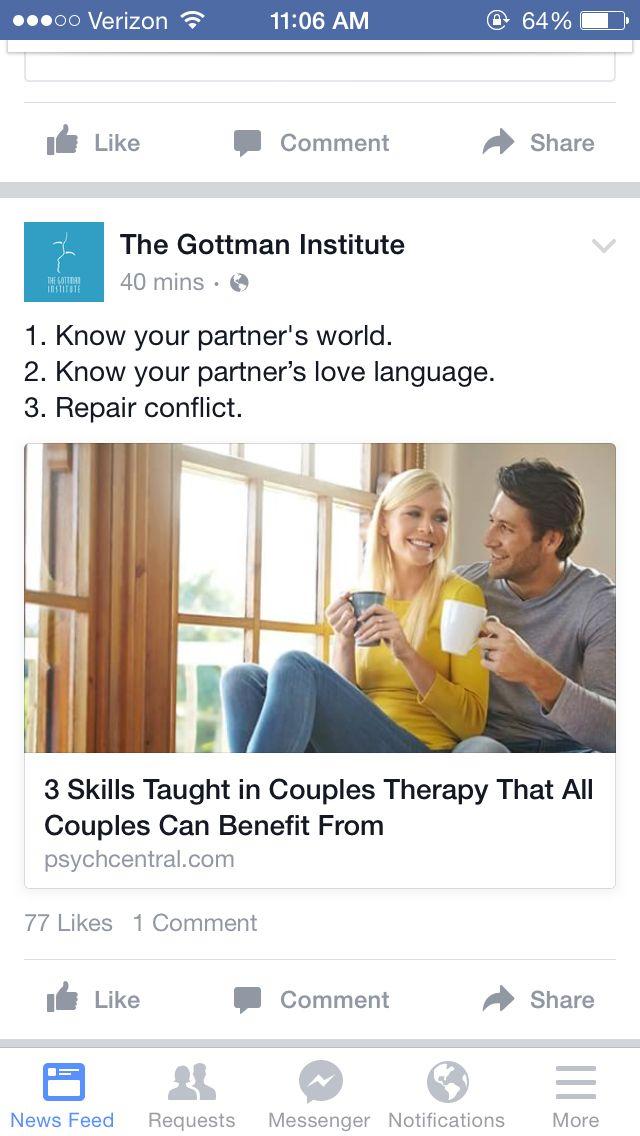 gottman relationship institute reviews