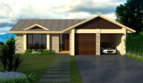 4 bed floor plans 3 bedroom house plans pinterest for Affordable garage plans