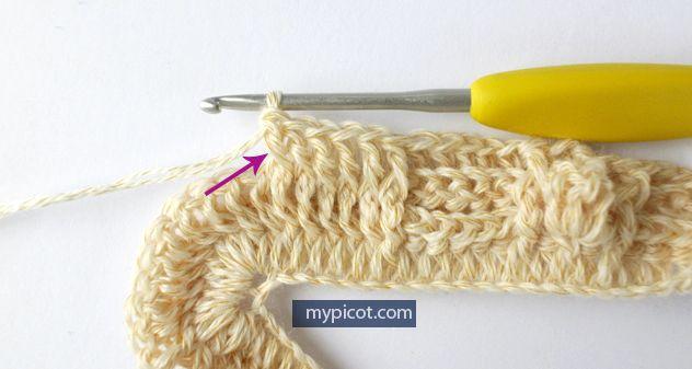 MyPicot | Ücretsiz tığ desenleri