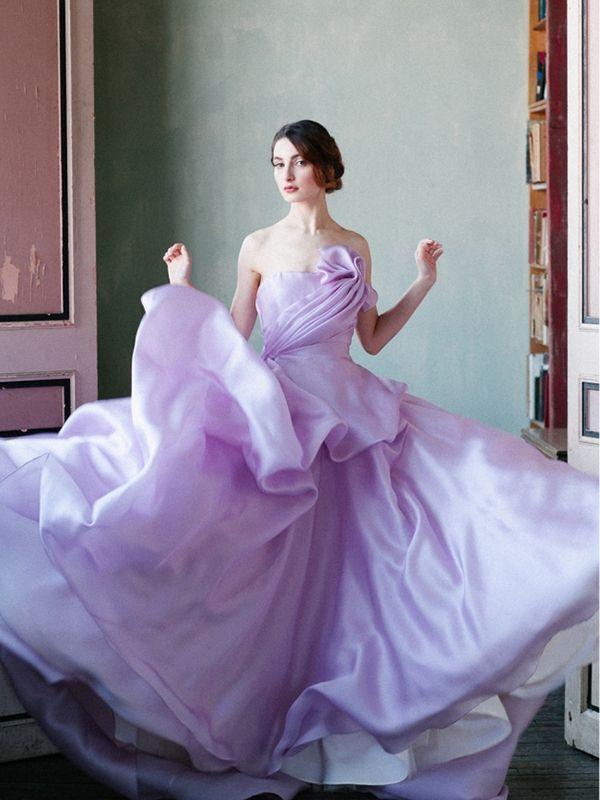 66 best Purple Weddings images on Pinterest   Creative wedding ...