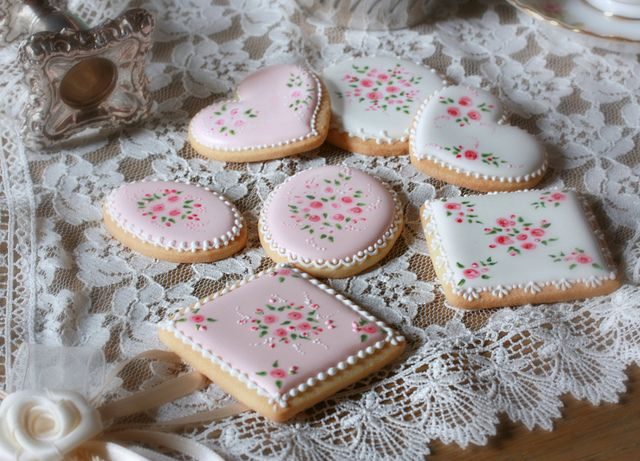 Royal iced cookies | Flickr - Photo Sharing!