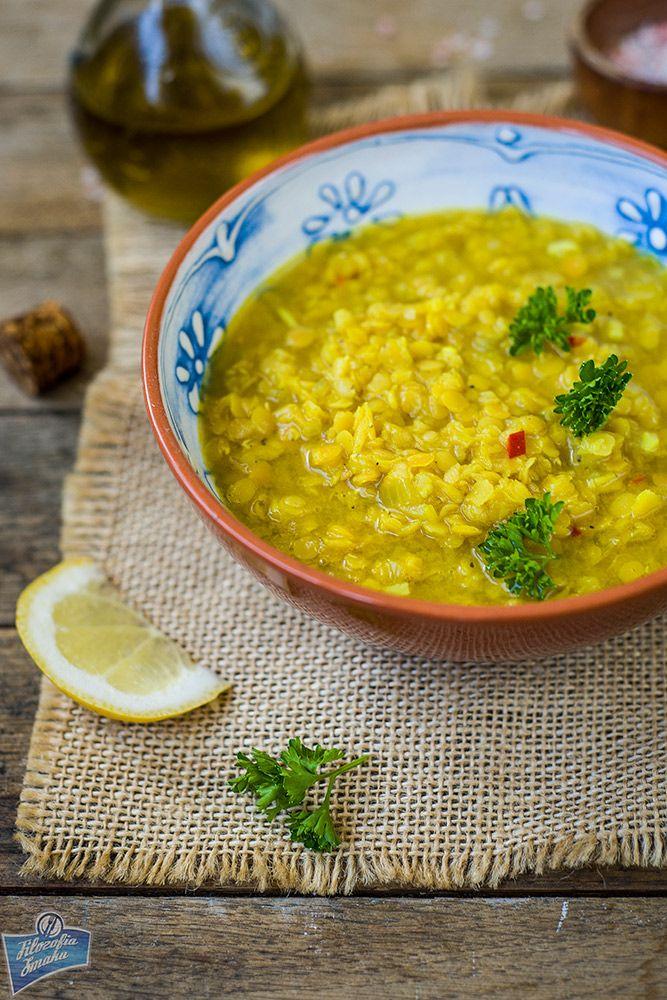 Shorbat Adas, czyli arabska zupa z soczewicy