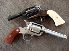 Custom Ruger New Bearcat from Single Action Service Chambered for the 327 Federal Magnum Cartridge
