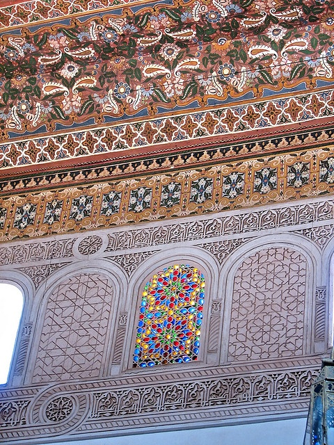 Palais de la Bahia by Seb & Jen, via Flickr  The Bahia Palace has been well-maintained over the past century by the Moroccan government and is currently used to receive foreign dignitaries. Part of the palace is occupied by the Moroccan Ministry of Cultural Affairs.