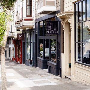The Future Perfect shop - San Francisco, CA