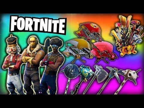 Fortnite - All Cosmetic Items V2 *NEW* 3 Seasons ft: Costumes,Skins,Gliders,Pickaxes http://cosmetics-reviews.ru/2018/02/02/fortnite-all-cosmetic-items-v2-new-3-seasons-ft-costumesskinsgliderspickaxes/