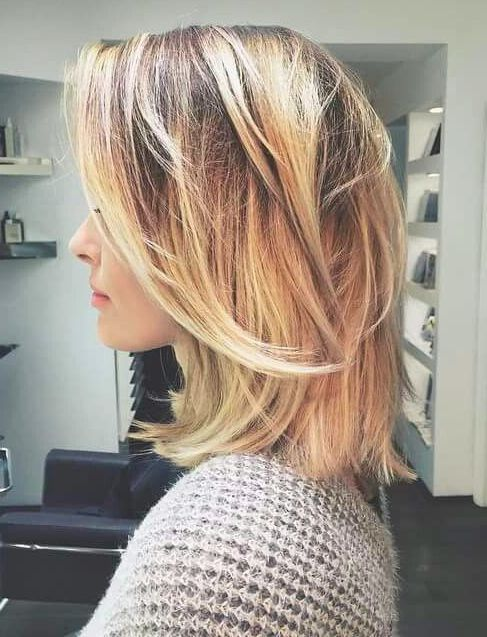 Choppy Layers Hair Makeup Pinterest Bobs Safe