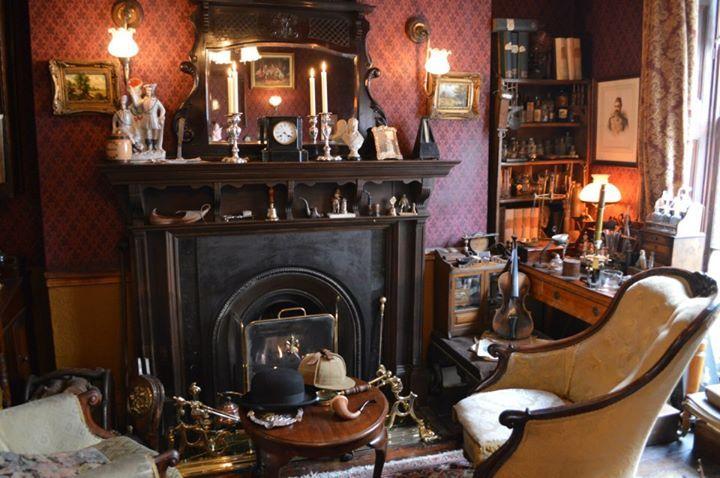 London, Sherlock Holmes Museum -13