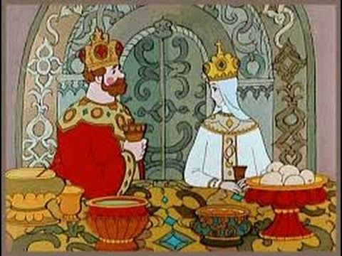 The Tale of Tsar Saltan with sub eng