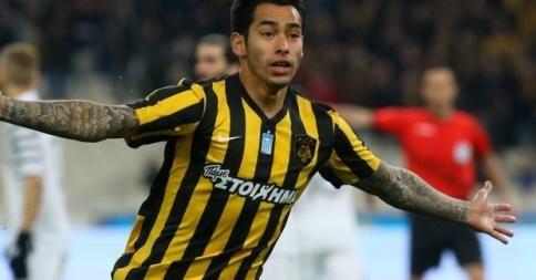 Με τρομερό σουτ Αραούχο 2-0 η ΑΕΚ στο 73' | News to Go