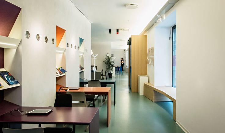 Uffici Centro Medico Santagostino Milano - HI LITE Next #lighting #design #fixtures Lucifero's mini file, Omikron Palio