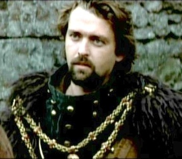 Actor Angus Macfadyen, the man upon who Eight Pointed Cross character Augustine Montesa's description is based