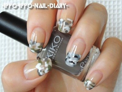 Army Nail Art 17 Best images about C...
