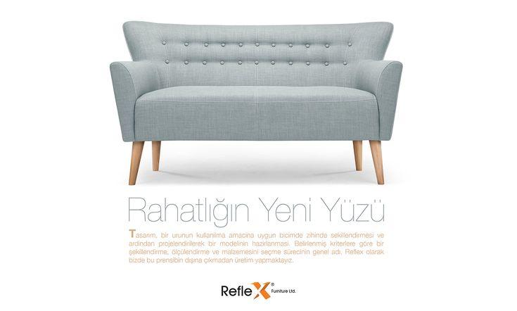 Reflex Furniture Catalog Design