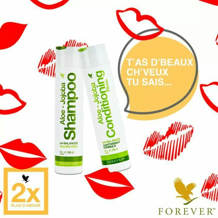 Love is in the air #journeemondialeducompliment  #foreverlivingfrance