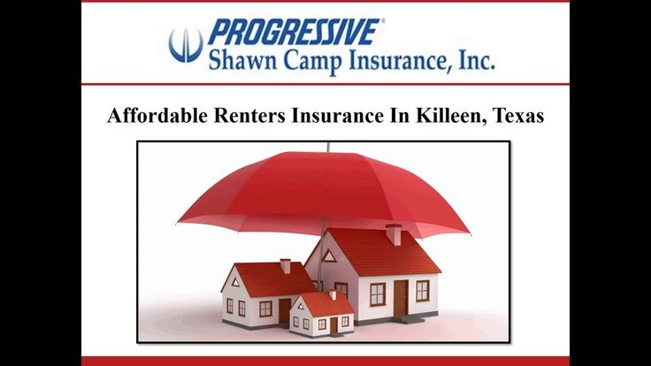 If you are looking for affordable renters insurance in Killeen, TX,  consider Shawn Camp