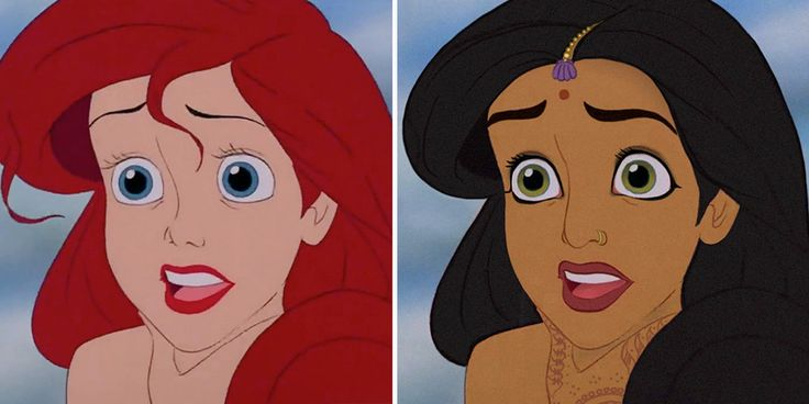 Disney Princesses Reimagined As Different Ethnicities Look Absolutely Beautiful | Bored Panda