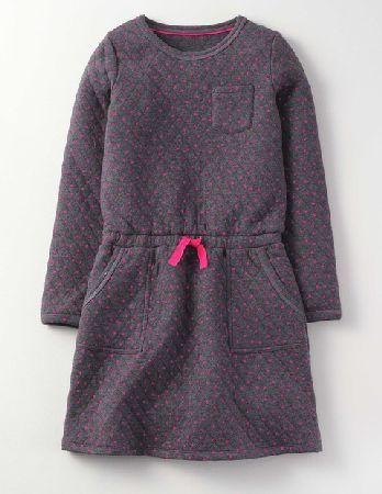 Mini Boden Cosy Quilted Jersey Dress Charcoal On those extra chilly days, wouldnt it be lovely to stay wrapped up in your duvet all day? Well, now you can (kind of). This easy-to-wear dress is made from supersoft quilted jersey and features an el http://www.MightGet.com/january-2017-13/mini-boden-cosy-quilted-jersey-dress-charcoal.asp