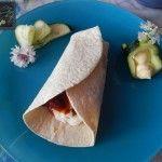 FaJitas con Pollo marinato al Lime e Fagioli rossi