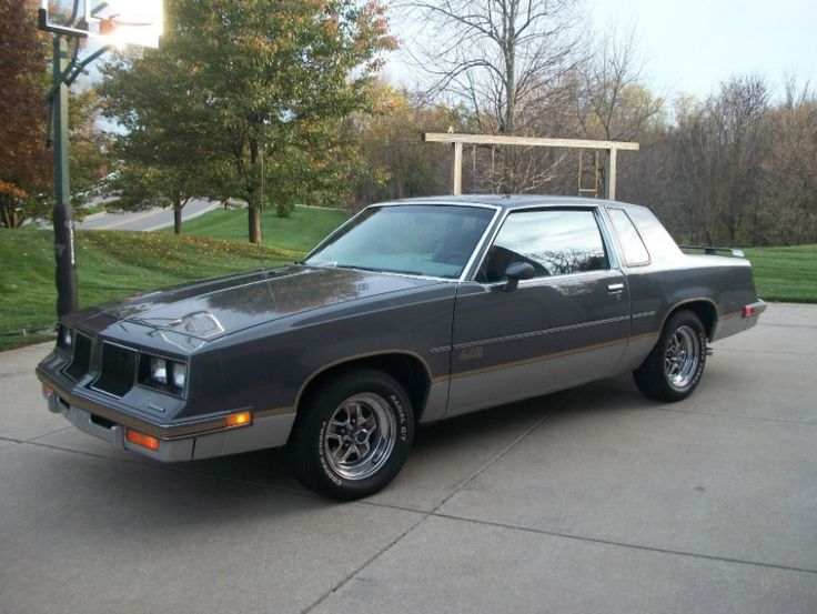 21 best images about oldsmobile 442 on pinterest buick for 87 cutlass salon