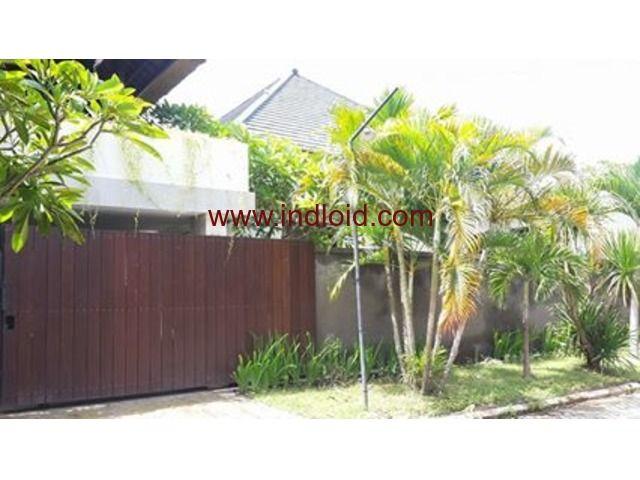 Villa for vacations in jimbaran bali